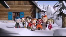 IMAGES: Haunting 'My Life as a Zucchini' is a stop-motion gift for a more grown-up audience