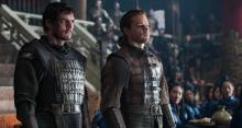 IMAGES: Monster flick 'Great Wall' puts corny B-movie twist on Asian history