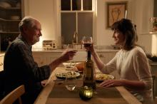"""Jim Broadbent and Harriet Walter in """"The Sense of an Ending,"""" a film based on the Booker Award-winning novel of the same name by Julian Barnes. (Deseret Photo)"""