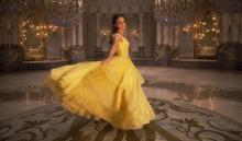 """Emma Watson as Belle in Disney's """"Beauty and the Best,"""" a live-action adaptation of the studio's classic animated film. (Deseret Photo)"""