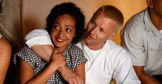 "Ruth Negga and Joel Edgerton star in ""Loving,"" the true story of an integrated couple who fought laws against their marriage in the early 1960s. The film is now on Blu-ray and DVD. (Deseret Photo)"
