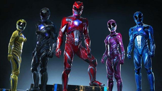 "A reboot of the ""Power Rangers"" will be released March 24. (Deseret Photo)"