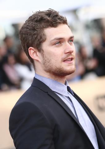 """Finn Jones from """"Game of Thrones"""" plays Danny Rand in Marvel's """"Iron Fist."""" (Deseret Photo)"""