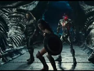 New 'Justice League' trailer shows off more super-hero action