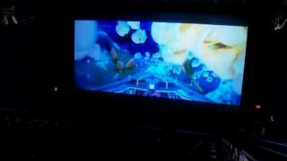 New '4D' movie theater features moving seats, fog effects