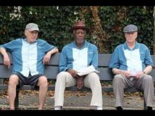 """Alan Arkin, left, Morgan Freeman and Michael Caine star in """"Going in Style,"""" a comedy remake that opens next week. (Deseret Photo)"""