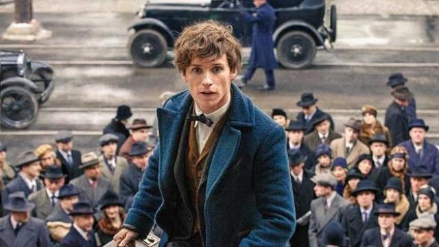 �Fantastic Beasts and Where to Find Them� is on Blu-ray, DVD