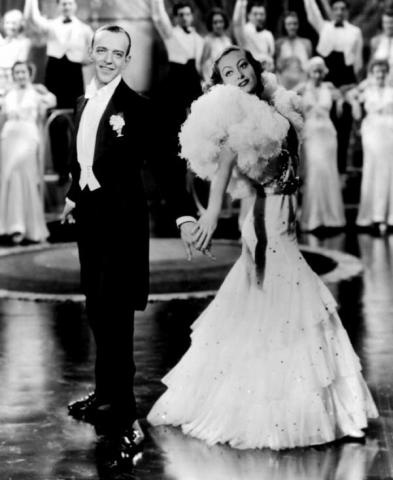 """Fred Astaire made his film debut dancing with Joan Crawford in the 1933 musical """"Dancing Lady,"""" which has been released with several other Crawford films on manufacture-on-demand DVD-R. (Deseret Photo)"""