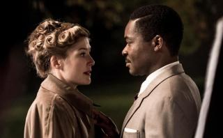 """Rosamund Pike and David Oyelowo star in """"A United Kingdom,"""" in theaters now. (Deseret Photo)"""