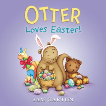 """""""Otter Loves Easter!"""" is by Sam Garton. (Deseret Photo)"""