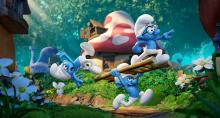 IMAGES: Re-vamped Smurf vehicle 'Lost Village' can't shake its franchise blues