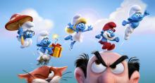 """The alll-new, fully CG animated feature """"Smurfs: The Lost Village"""" by Columbia Pictures and Sony Pictures Animation, coming to theaters worldwide in March 2017. (Deseret Photo)"""
