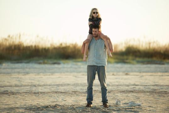 Chris Evans and Mckenna Grace in Gifted (2017) (Deseret Photo)