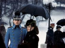 "Helmut Berger stars as King Ludwig II and Romy Schneider is Empress Elizabeth of Austria in the Italian epic ""Ludwig"" (1973), making its Blu-ray debut. (Deseret Photo)"