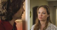 "Mike Vogel and Erika Christensen in ""The Case for Christ."" (Deseret Photo)"
