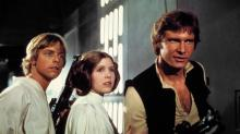 IMAGES: Repurposed footage of Carrie Fisher a bad idea for Star Wars