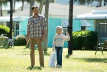 """Mckenna Grace as Mary Adler and Chris Evans as Frank Adler in """"Gifted."""" (Deseret Photo)"""