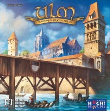 From the back of the box, Ulm is at its heyday. The construction of the Ulm cathedral has not yet been completed, but the city is already wealthy and prestigious. In Ulm, players try to expand their spheres of influence and to make optimal use of the hustle and bustle on the marketplace around the cathedral. (Deseret Photo)