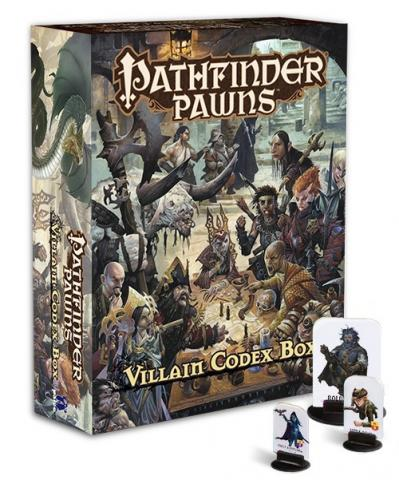The Pathfinder RPG Villain Codex is a massive collection of more than 300 creature pawns for use with the Pathfinder role-playing game or any fantasy RPG. (Deseret Photo)