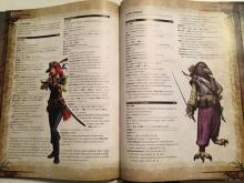 Each page contains detailed artwork of almost every villain. Have you ever seen a bird with a sword?  Check out the scallywag villain in the Villains Codex Book. (Deseret Photo)