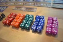 By assigning their archaeologist dice to the right locations at the right time, players of the Order of the Gilded Compass acquire treasure maps and specialists to follow them, dive for sunken treasure, acquire rare finds at the auction house, and even enlist the help of the Illuminati. (Deseret Photo)