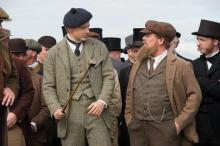 """Peter Mullan and Jack Lowden in """"Tommy's Honour."""" (Deseret Photo)"""
