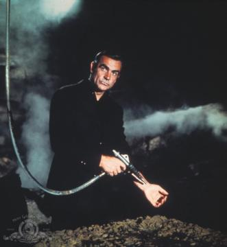 Sean Connery in Diamonds Are Forever (1971) (Deseret Photo)