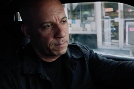 """Vin Diesel returns to his signature role of Dominic Terreto in the eighth """"Fast & Furious"""" movie, """"The Fate of the Furious."""" (Deseret Photo)"""