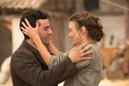 IMAGES: Controversial 'Promise' tries to blend old-fashioned romance and sweeping historical drama