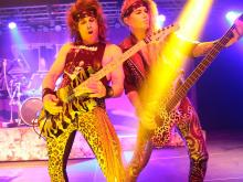 Steel Panther rocks The Ritz