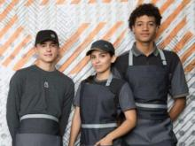 When it comes to McDonalds' new dystopian uniforms, people are not lovin' it