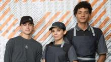 IMAGE: McDonald's new uniforms: inspired by Star Wars or '50 Shades of Gray'?