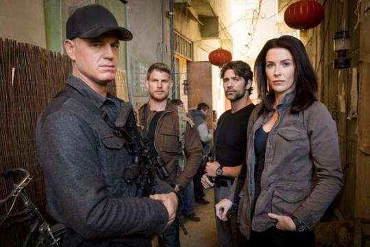 """The third season of the apocalyptic thriller cable series """"The Last Ship"""" is now on Blu-ray and DVD. (Deseret Photo)"""