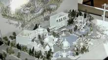 IMAGE: Proposed 'Whirligig Woods' theme park brings whirlwind of controversy to Saxapahaw