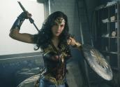 IMAGES: Gal Gadot's 'Wonder Woman' is fun, fast and furious