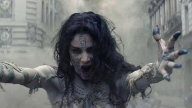 """Sofia Boutella plays the 2017 version of """"The Mummy"""" in the Tom Cruise vehicle that opened last week. (Deseret Photo)"""