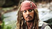 IMAGES: For Johnny Depp, 'Pirates 5' is a fitting swan song - er, Sparrow song
