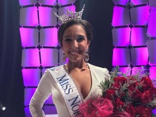 Miss Greater Sampson County crowned Miss North Carolina