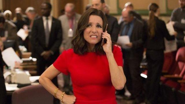 In the season finale on June 25, 2017, Selina Meyer, played by Emmy winner Julia Louis-Dreyfus, decides to take one more shot at the White House.