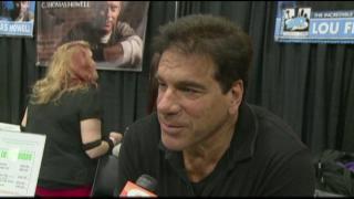 'Incredible Hulk' saves fan at Comic Con