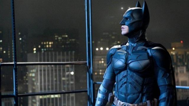 Christian Bale stars as the caped crusader in this action flick that won Heath Ledger a posthumous best supporting actor Academy Award.