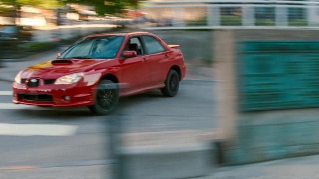 """A scene from """"Baby Driver."""" (Deseret Photo)"""
