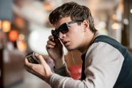 IMAGES: Kinetic 'Baby Driver' is a fairy tale triumph of style, substance and a killer soundtrack