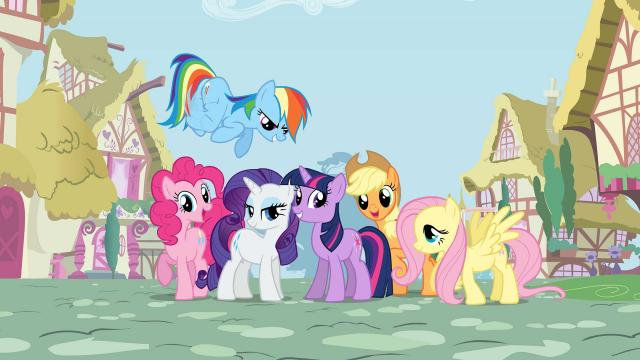 """""""My Little Pony: The Movie"""" will be released on Oct. 6. (Deseret Photo)"""