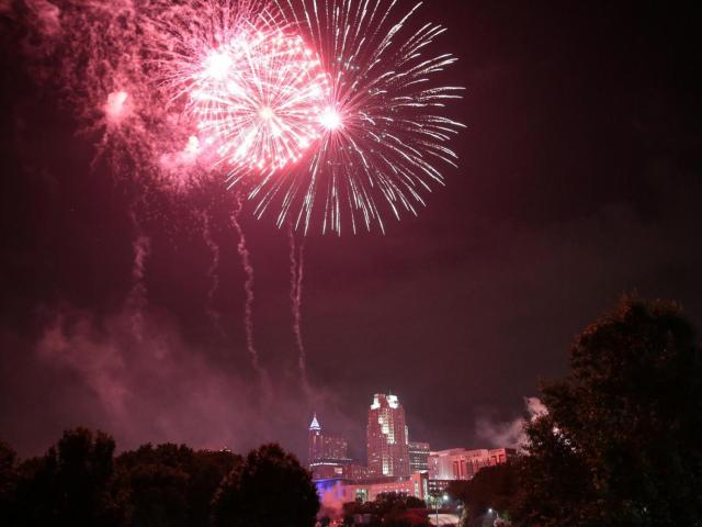 Raleigh S Fireworks Find New Home At State Fairgrounds Out And