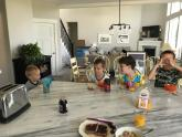 IMAGE: Hey, moms - the new Yoplait commercial wants you to stop worrying about being judged
