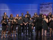 D.R. Barnes and The Majestic Choir