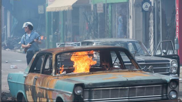 "Jack Reynor in ""Detroit."" (Deseret Photo)"
