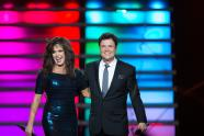 IMAGES: Donny and Marie continue to rock the Las Vegas strip