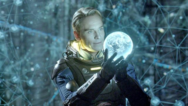 """Michael Fassbender in one of two android roles he plays in """"Alien: Covenant,"""" now on Blu-ray, DVD and various streaming sites. (Deseret Photo)"""